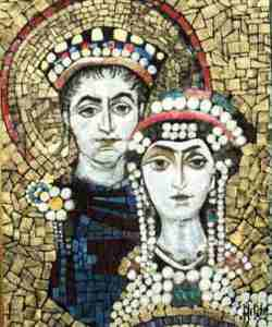 Women in History Crush Wednesday - Theodora