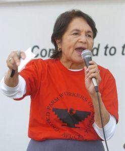 Women in History Crush Wednesday - Dolores Huerta