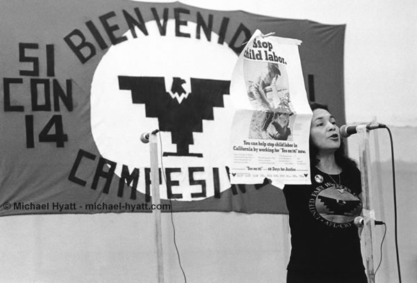 Women in History Crush Wednesday - Dolores Huerta