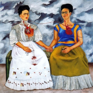 Women in History Crush Wednesday - Frida Kahlo