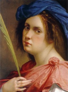 Women in History Crush Wednesday - Artemisia Gentileschi