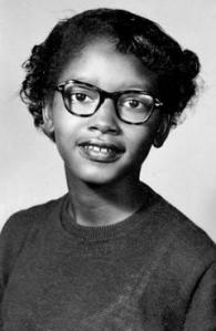 Women in History Crush Wednesday - Claudette Colvin