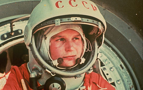 Women in History Crush Wednesday - Valentina Vladmirovna Tereshkova