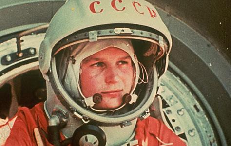 Women in History Crush Wednesday - Valentina Vladmirovna Tereshkova