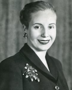 Women in History Crush Wednesday - Eva Perón