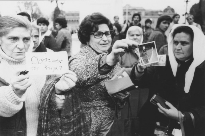 Women in History Crush Wednesday - Mothers of the Plaza de Mayo