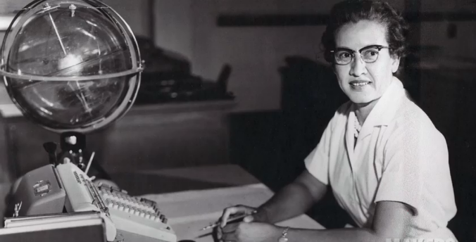Women in History Crush Wednesday - Katherine Johnson